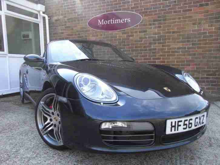 2006 BOXSTER 3.4S CONVERTIBLE PETROL
