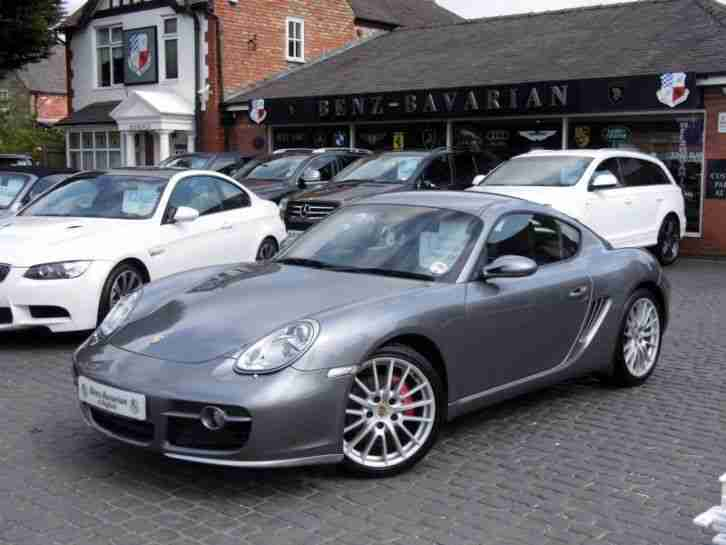 porsche 2006 cayman s 3 4 cayman s 3 4 coupe 2d car for sale. Black Bedroom Furniture Sets. Home Design Ideas