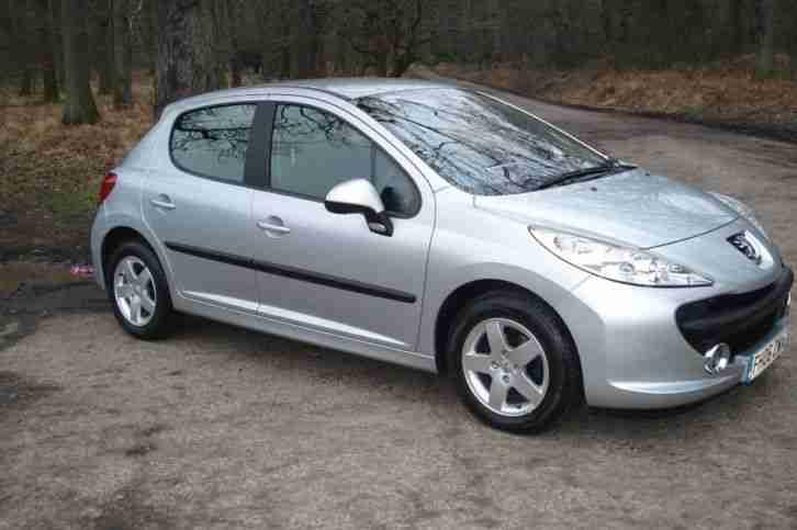 Peugeot 2006 06 307 2 0hdi 136 Diesel Xsi Car For Sale