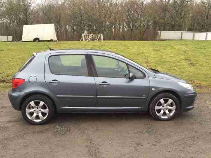 Peugeot 2006 307 1 6l Hdi Se 90bhp 5 Door Hatchback In