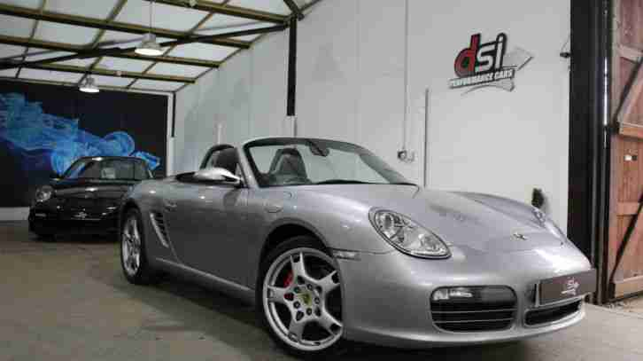 2006 Boxster S 3.2 Manual FULL