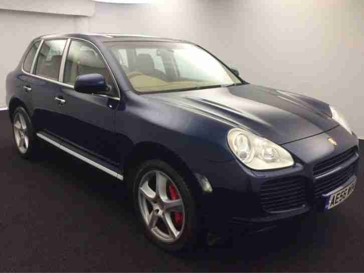 porsche 2006 cayenne 4 5 turbo s tiptronic s 4x4 great spec 520bhp. Black Bedroom Furniture Sets. Home Design Ideas