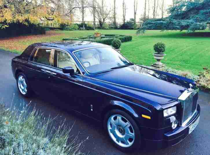 2006 ROLLS ROYCE PHANTOM SOLD MORE STOCK REQUIRED