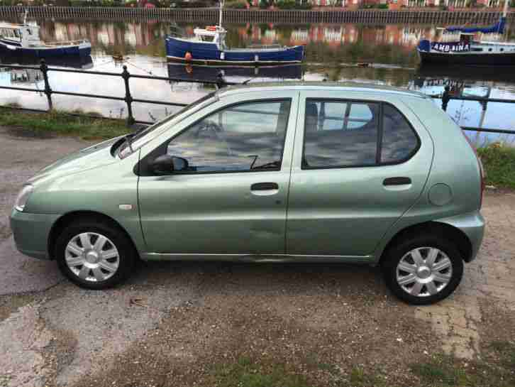 2006 ROVER CITYROVER SOLO GREEN FULL MOT CHEAP RUN AROUND IDEAL 1ST CAR