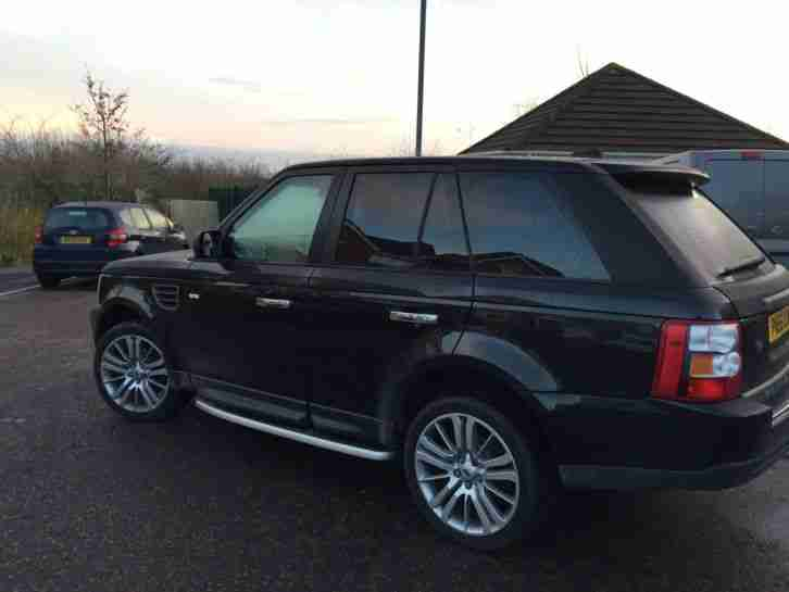 Range Rover. Land & Range Rover car from United Kingdom