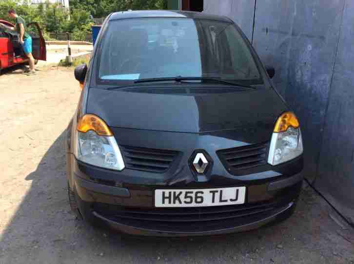 Renault Modus. Renault car from United Kingdom