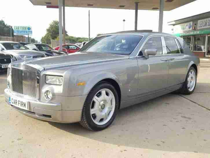 2006 Rolls-Royce Phantom 4 DOOR