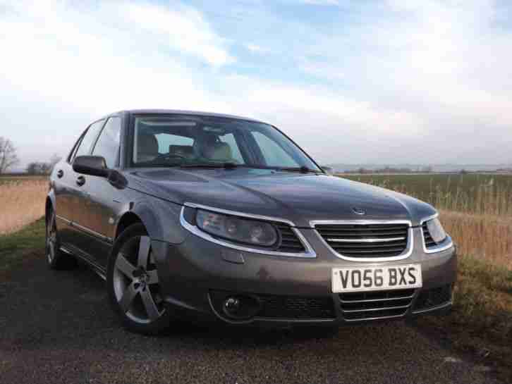 2006 SAAB 9-5 VECTOR SPORT TID . MANUAL.