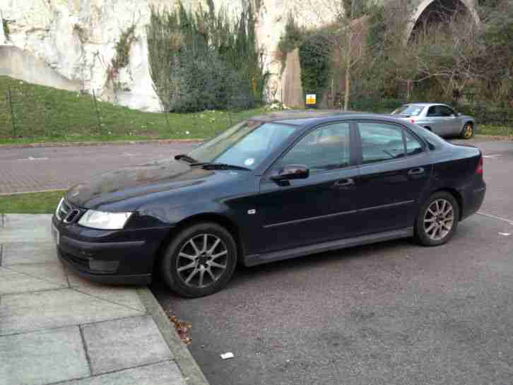 2006 SAAB 93 1.9 Diesel, FAULTY GEARBOX, other than that drives perfectly