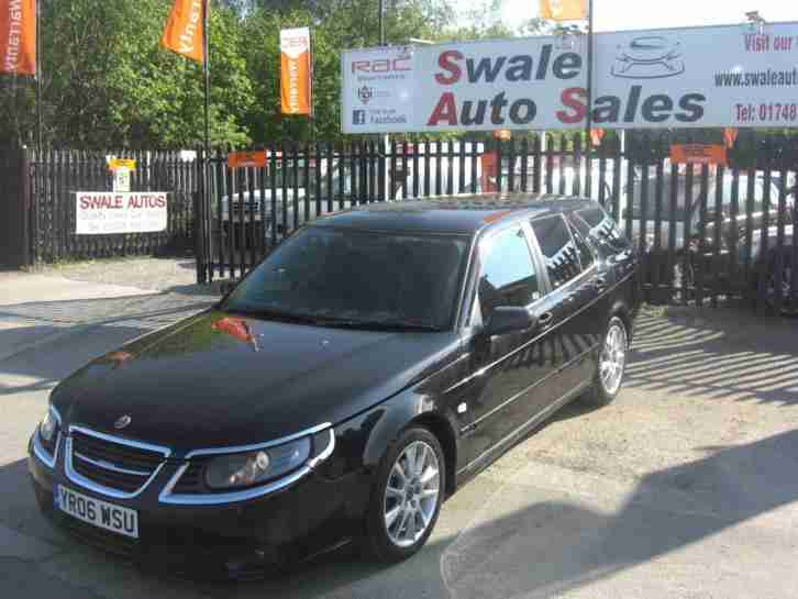 2006 SAAB VECTOR SPORT 9-5 1.9TiD ONLY 93,098 MILES, FULL SERVICE HISTORY