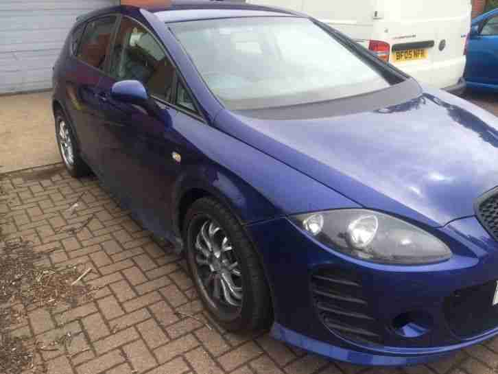 seat 2006 leon 1 9 tdi stylance btcc k1 replica 150bhp rempped car for sale. Black Bedroom Furniture Sets. Home Design Ideas