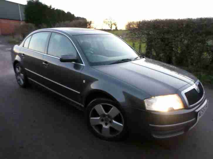 2006 SUPERB 2.8 V6 ELEGANCE FULLY