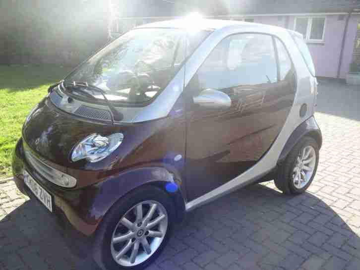 Smart CITY. Smart car from United Kingdom