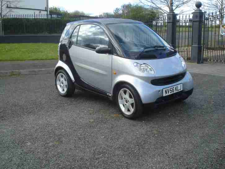 2006 SMART FORTWO PURE 61 SEMI AUTO STUNNING TOW A CAR