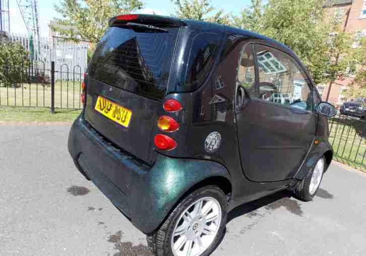 2006 SMART FORTWO TRUESTYLE AUTO BLACK
