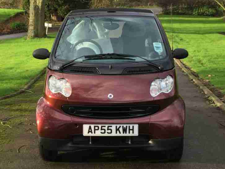 2006 SMART FORTWO TRUESTYLE S-A - Convertible - Lovely Car - FSH - NO RESERVE