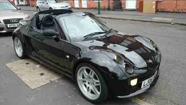 smart roadster coupe - photo #38