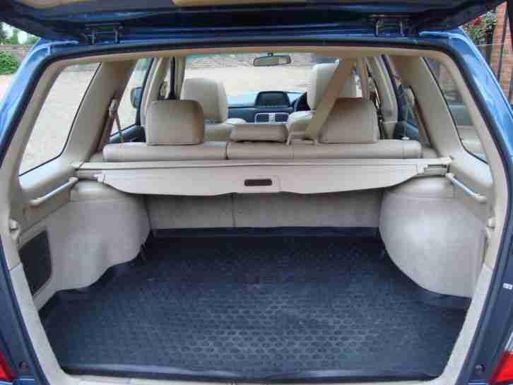 Subaru 2006 Forester Xten Blue Prodrive 260 Bhp Car For Sale