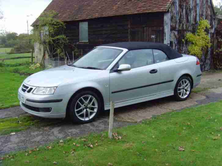 2006 Saab 9-3 1.8t Vector Convertible