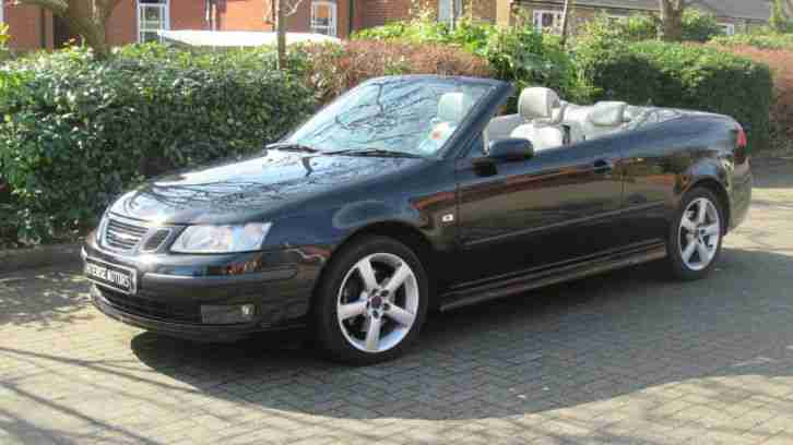 2006 9 3 1.9TiD AUTOMATIC CONVERTIBLE(