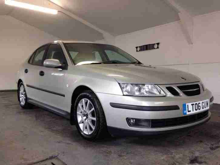 2006 Saab 9-3 linear sport 1.9 TID diesel full service history REDUCED