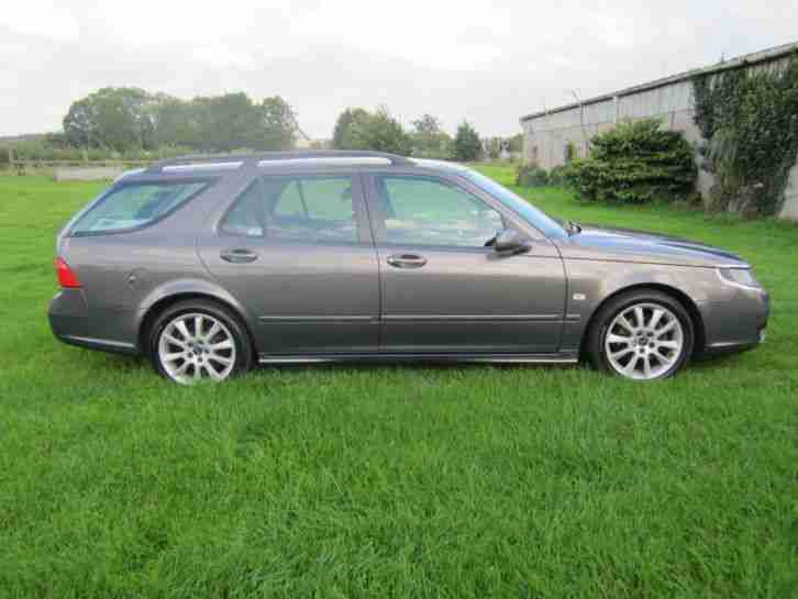 2006 9 5 1.9 TiD Estate NON RUNNER