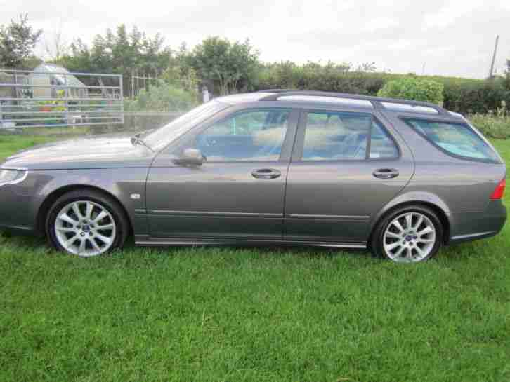 2006 Saab 9 5 1.9 TiD Estate NON RUNNER