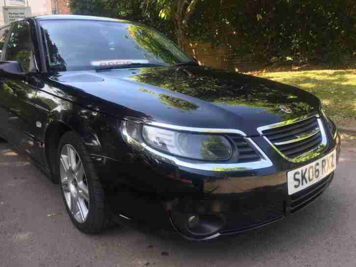 2006 Saab 9-5 1.9TiD Vector ESTATE LONG MOT FULL LEATHER FSH CHEAP TO RUN