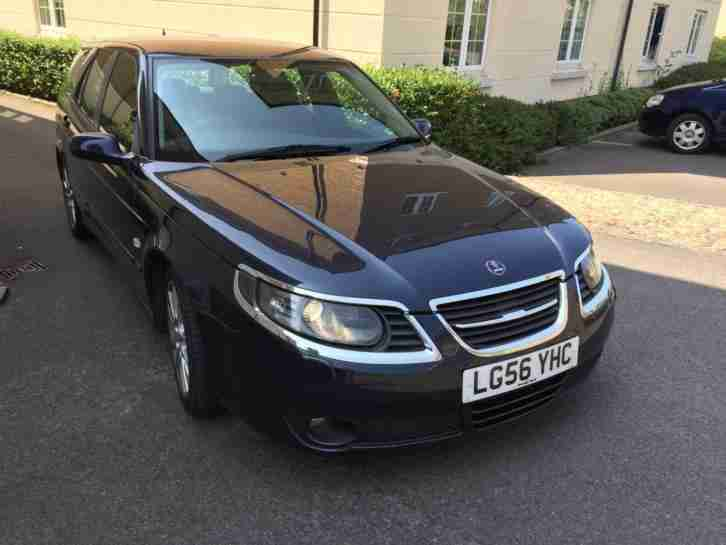 2006 Saab 9-5 2.3t AUTOMATIC Vector Sport Full Mot drive like a new