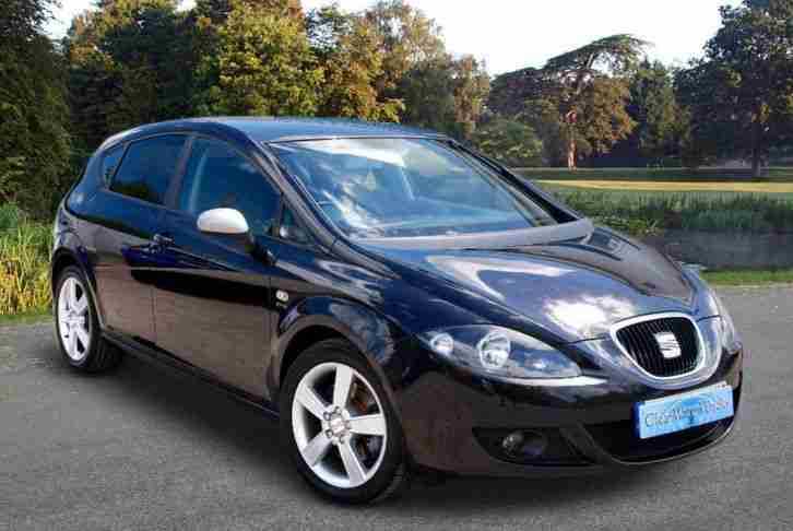 seat 2006 leon 2 0 tfsi 16v sport 5dr car for sale. Black Bedroom Furniture Sets. Home Design Ideas