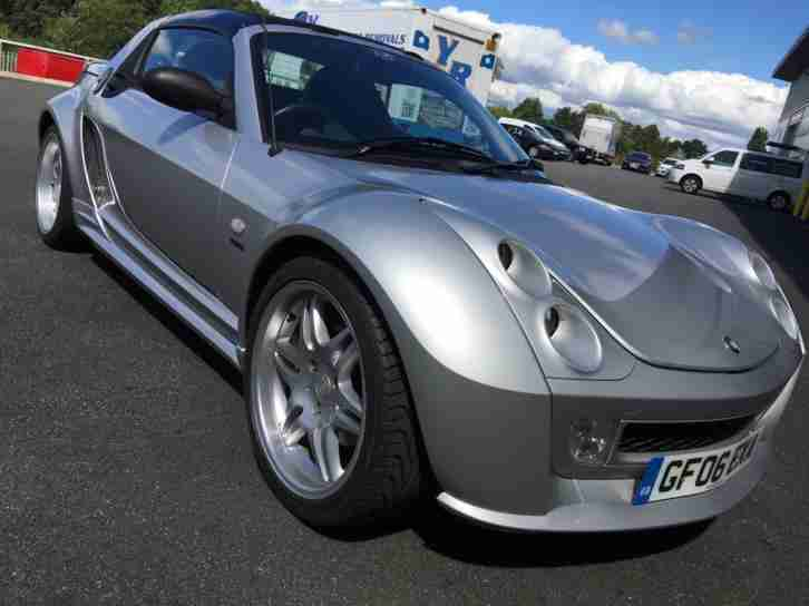 smart 2006 brabus roadster 101 bhp very low mileage car for sale. Black Bedroom Furniture Sets. Home Design Ideas