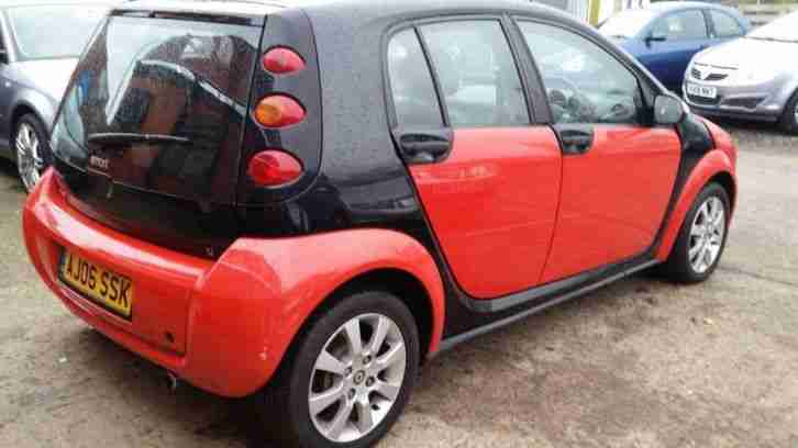 2006 Smart forfour 1.1 Coolstyle 5dr