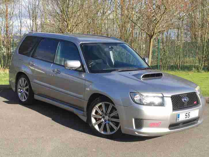 Subaru 2006 forester 2 5 sti facelift model stage 1 for Subaru forester paint job cost