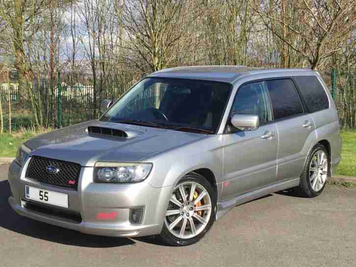 Subaru 2006 Forester 2 5 Sti Facelift Model Stage 1