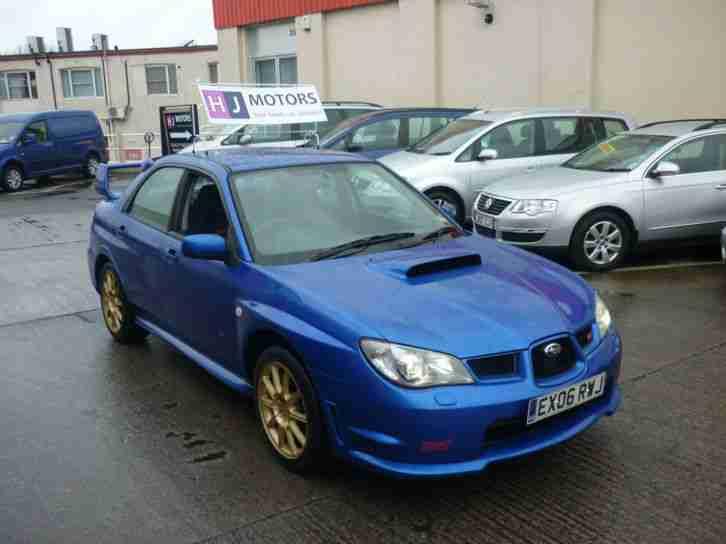 2006 Subaru Wrx Sti For Sale >> Subaru 2006 Impreza 2 5 Wrx Sti Type Uk Hawkeye Ltd Edition