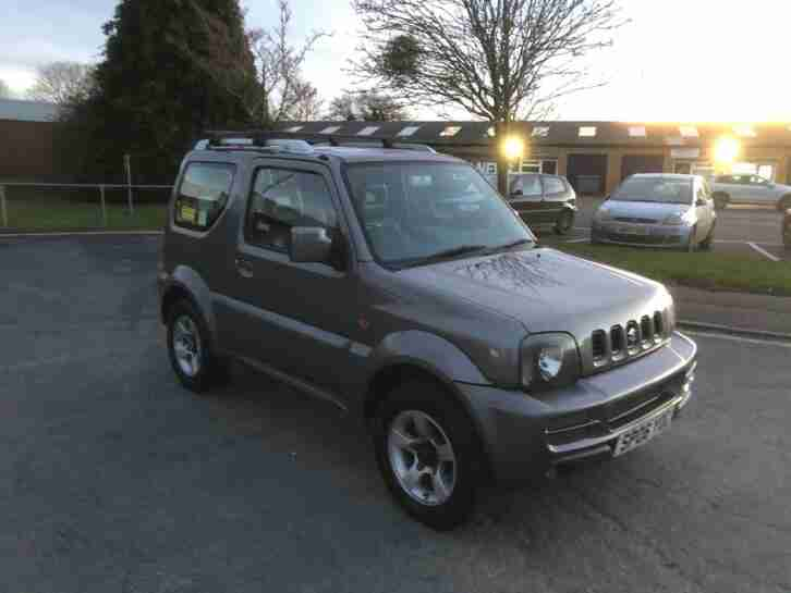 2006 Jimny 1.3 4x4 aircon and leather