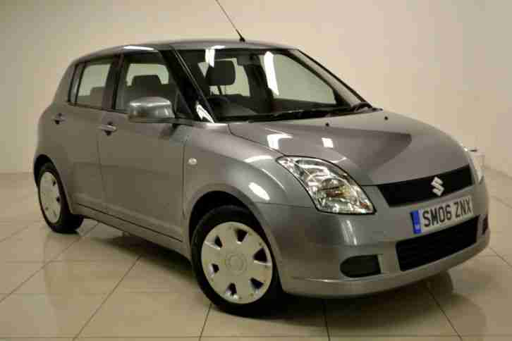 2006 Swift 1.3 GL 5 DOOR IDEAL CAR