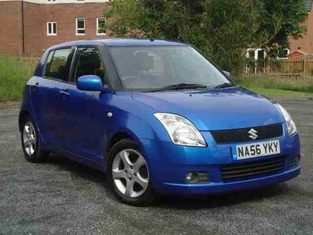 suzuki 2006 swift 1 5 glx 5dr car for sale. Black Bedroom Furniture Sets. Home Design Ideas