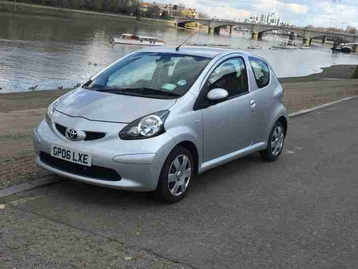toyota 2008 aygo 1 0 vvt i 3dr car for sale. Black Bedroom Furniture Sets. Home Design Ideas