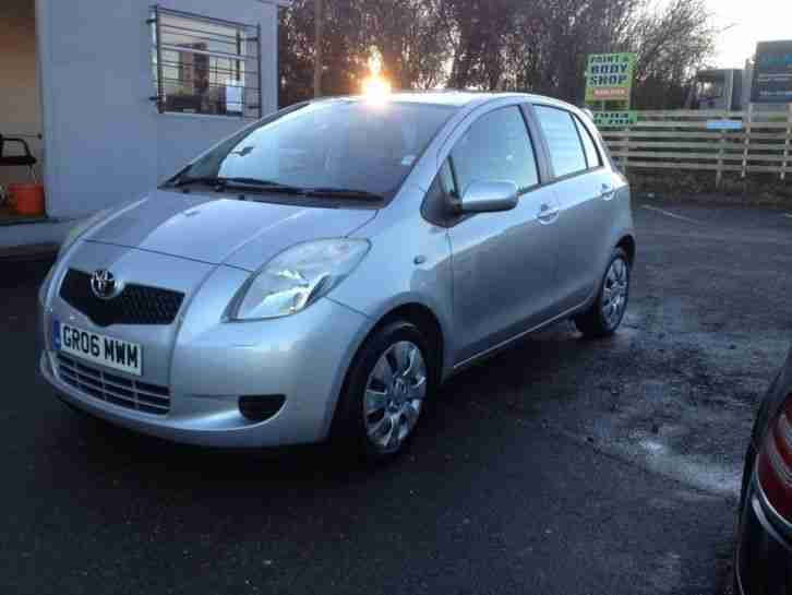 2006 Toyota Yaris 1.3 T3 5dr