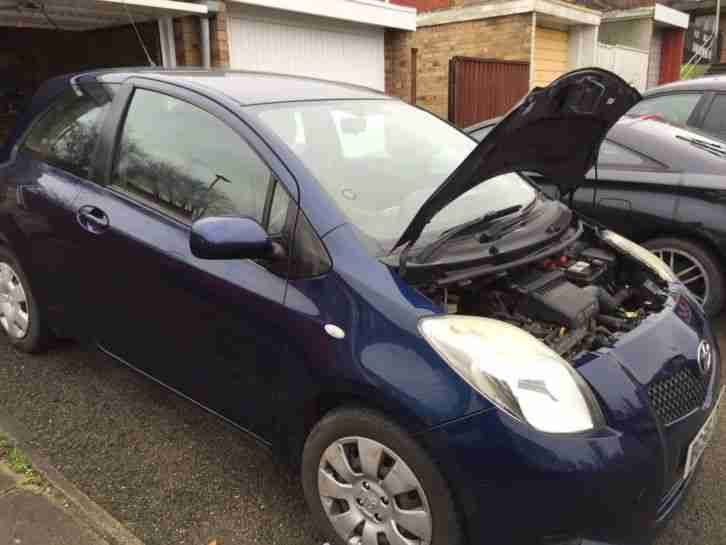 2006 Toyota Yaris 1.3 automatic 85,000 miles