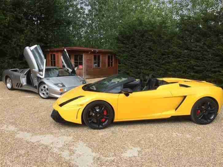 Lamborghini V. Lamborghini car from United Kingdom