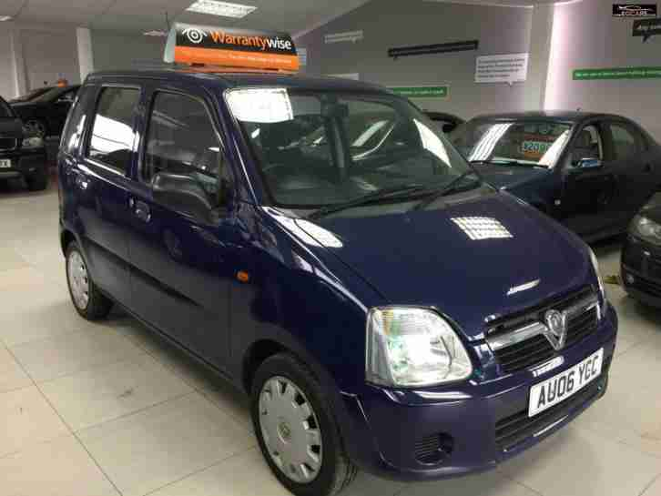 2006 AGILA EXPRESSION Blue Manual