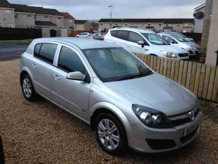 2006 ASTRA ACTIVE CDTI SILVER DIESEL