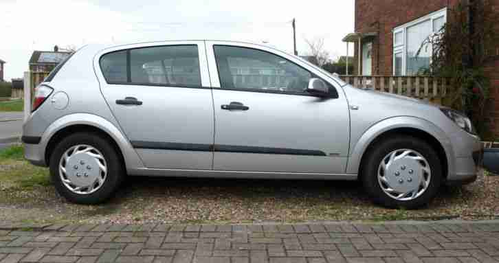 2006 ASTRA LIFE TWINPORT SILVER
