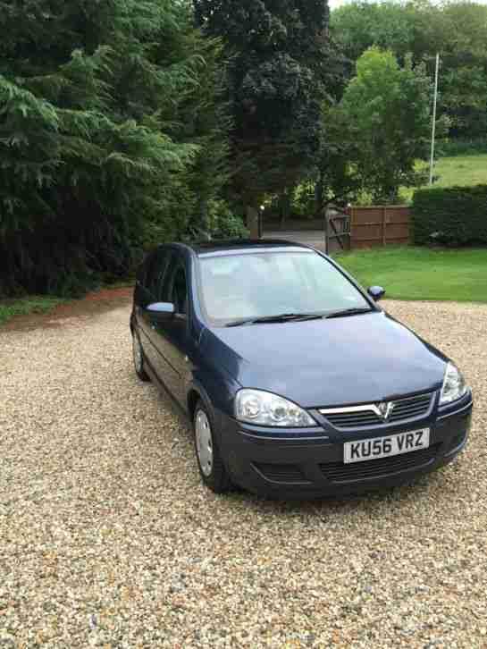 Vauxhall Corsa 1.2 16v Automatic. Car For Sale