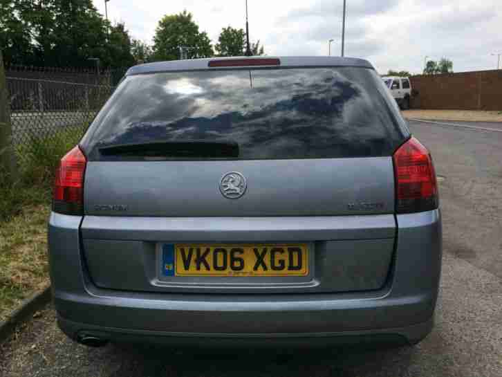 2006 VAUXHALL SIGNUM DESIGN CDTI 150 SILVER *NON RUNNER, SPARES OR REPAIR ONLY*