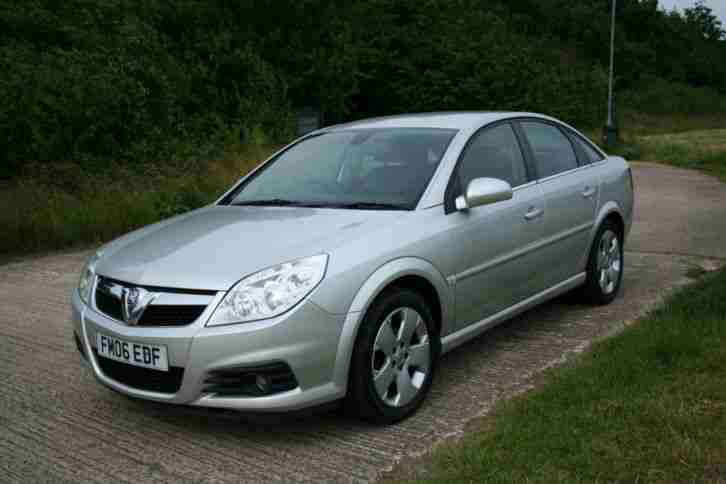 2006 VAUXHALL VECTRA 2.2 16v DIRECT (NAV) ELITE AUTO, TOP SPEC, 12M MOT, 88K MLS