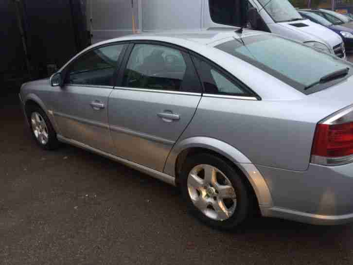 2006 VAUXHALL VECTRA EXCLUSIVE 1.8 PETROL FIVE DOOR HATCHBACK !!
