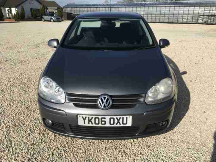 2006 GOLF TDI SPORT 6 SPEED 3 DOOR
